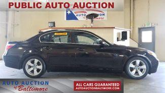 2007 BMW 530i    JOPPA, MD   Auto Auction of Baltimore  in Joppa MD