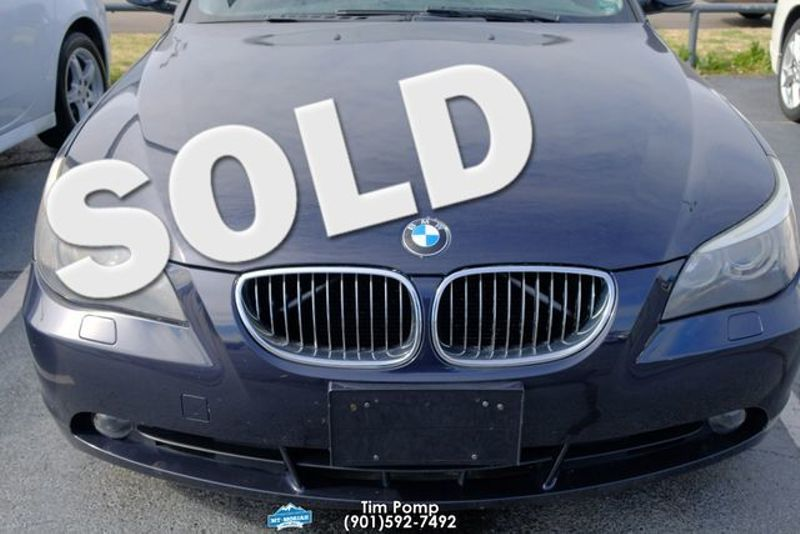 2007 BMW 530i  | Memphis, Tennessee | Tim Pomp - The Auto Broker in Memphis Tennessee