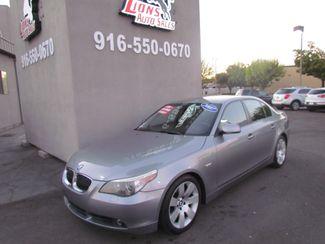 2007 BMW 530i in Sacramento CA, 95825