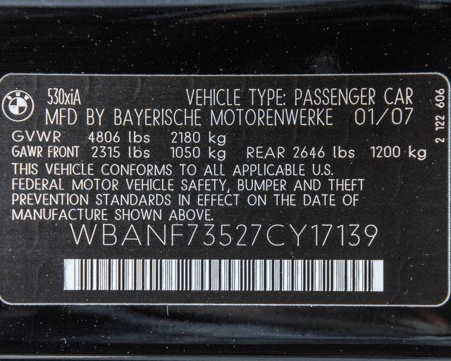 2007 BMW 530xi Burbank, CA 34