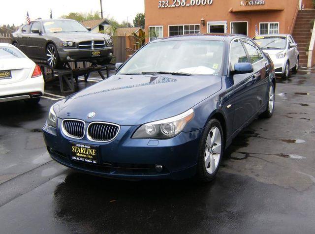2007 BMW 530xi Los Angeles, CA