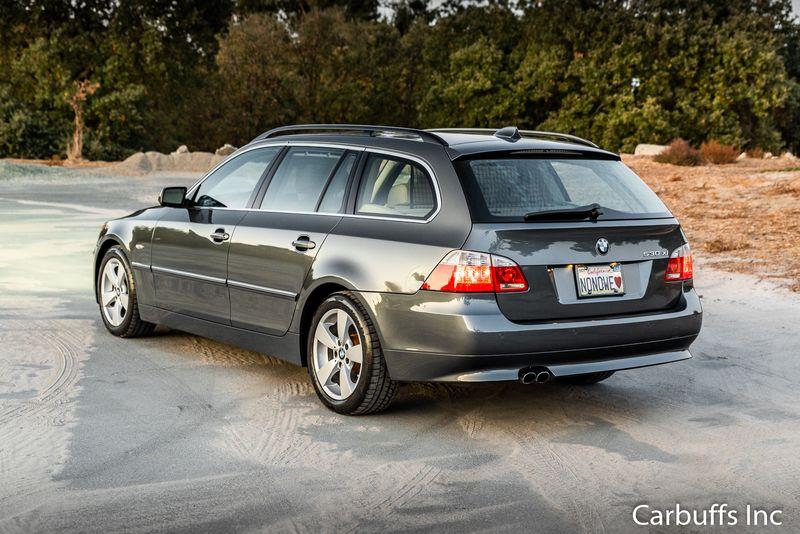 2007 BMW 530xiT Wagon   Concord, CA   Carbuffs in Concord, CA