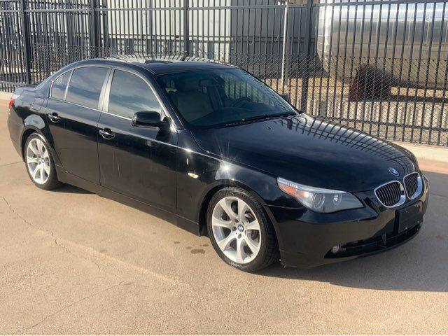 2007 BMW 550i V8 * Sport Pkg * 99k MILES * Cold Weather Pkg * TX in Dallas, TX 75247