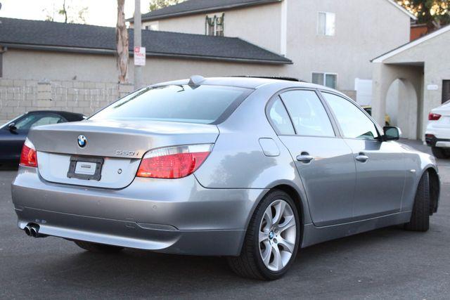 2007 BMW 550i SPORTS PKG 83K MLS SERVICE RECORDS in Woodland Hills, CA 91367