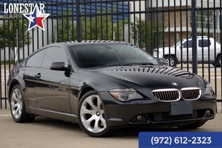 2007 BMW 6-Series Sport Package 650i in Plano Texas, 75093