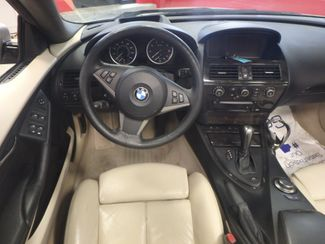 2007 Bmw 650i Convertible HEADS UP DISPLAY, EXTREMELY TIGHT Saint Louis Park, MN 24