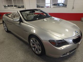 2007 Bmw 650i Convertible HEADS UP DISPLAY, EXTREMELY TIGHT Saint Louis Park, MN 26
