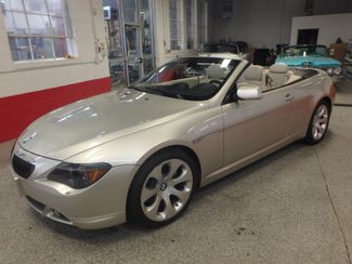 2007 Bmw 650i Convertible HEADS UP DISPLAY, EXTREMELY TIGHT Saint Louis Park, MN 27