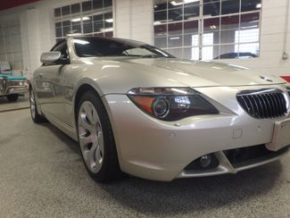2007 Bmw 650i Convertible HEADS UP DISPLAY, EXTREMELY TIGHT Saint Louis Park, MN 8