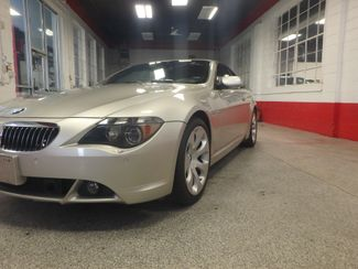 2007 Bmw 650i Convertible HEADS UP DISPLAY, EXTREMELY TIGHT Saint Louis Park, MN 9