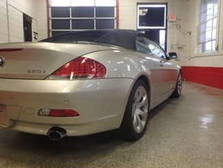 2007 Bmw 650i Convertible HEADS UP DISPLAY, EXTREMELY TIGHT Saint Louis Park, MN 11