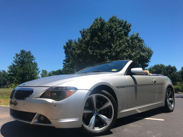 2007 BMW 650i I in Leesburg Virginia, 20175
