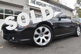 2007 BMW 650i 2dr Conv 650i Waterbury, Connecticut