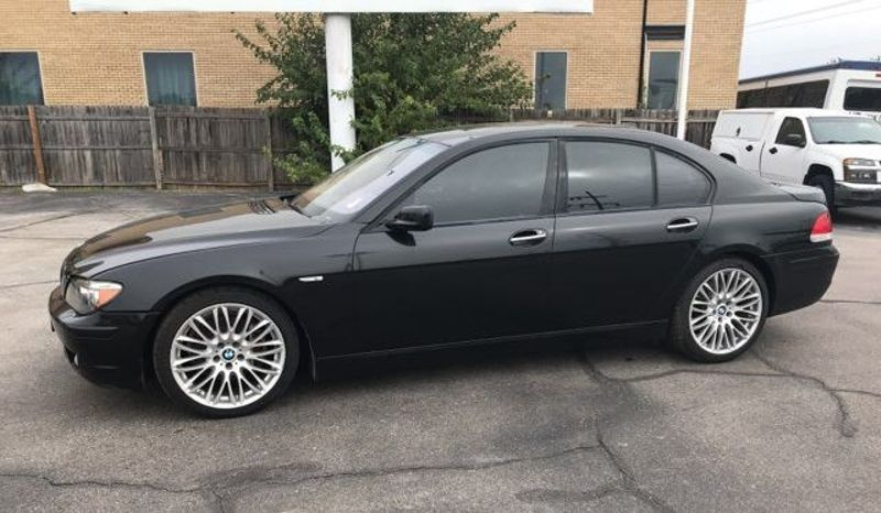 2007 BMW 7-Series 750i   Oklahoma City, OK   Norris Auto Sales (NW 39th) in Oklahoma City OK