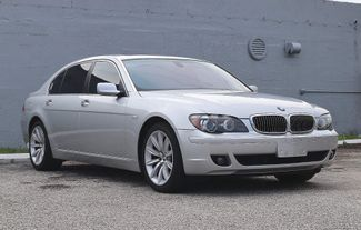 2007 BMW 750Li Hollywood, Florida 1
