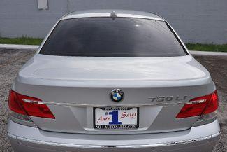 2007 BMW 750Li Hollywood, Florida 55