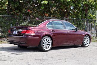2007 BMW 750Li Hollywood, Florida 4