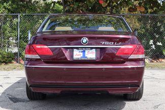 2007 BMW 750Li Hollywood, Florida 6