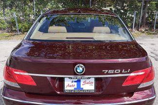 2007 BMW 750Li Hollywood, Florida 45