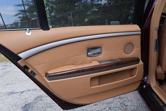 2007 BMW 750Li Hollywood, Florida 49