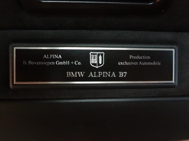 2007 BMW ALPINA B7 Austin , Texas 26