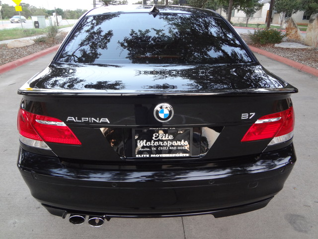 2007 BMW ALPINA B7 Austin , Texas 13