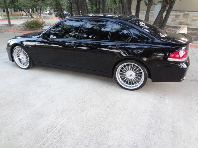 2007 BMW ALPINA B7 Austin , Texas 2