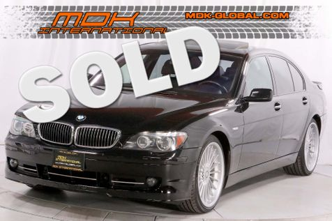 2007 BMW ALPINA B7 - SUPERCHARGED - NIGHT VISION - REAR DVD in Los Angeles