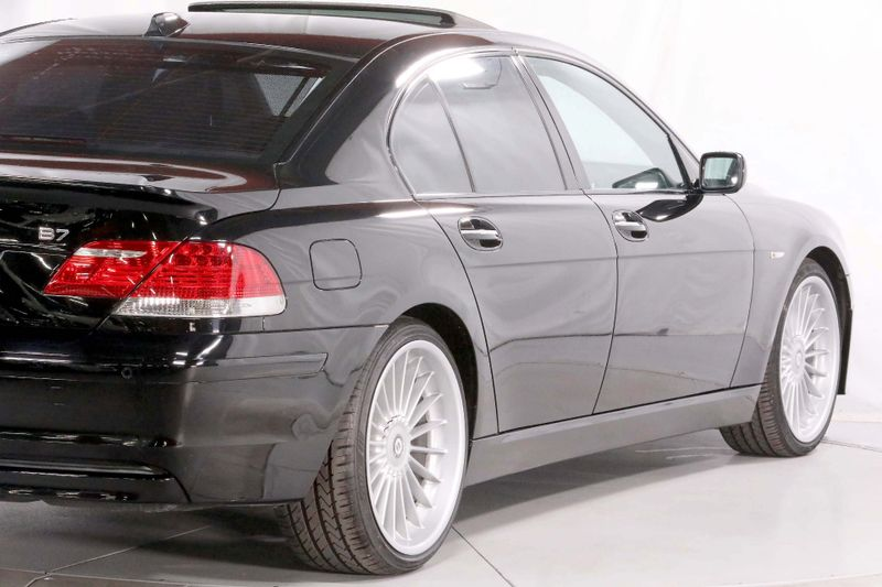 2007 BMW ALPINA B7 - SUPERCHARGED - NIGHT VISION - REAR DVD  city California  MDK International  in Los Angeles, California