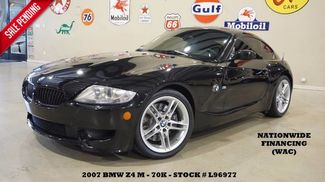 2007 BMW M Models M Coupe 6 SPD TRANS,HTD LTH,PREMIUM PKG,70K,WE ... in Carrollton TX, 75006
