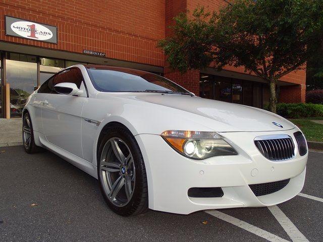 2007 BMW M Models M6