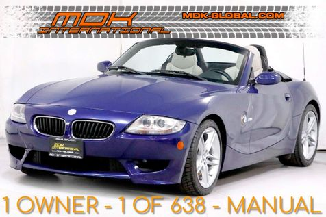 2007 BMW M Roadster   in Los Angeles