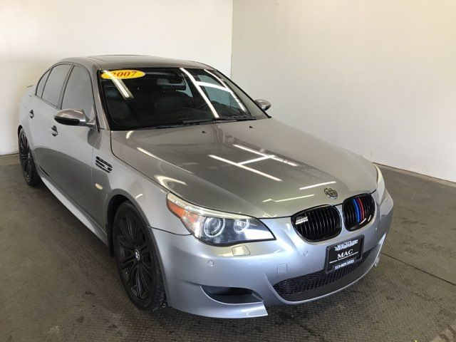 2007 BMW M Models M5