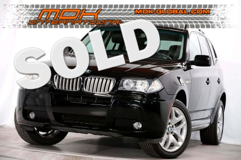 2007 BMW X3 3.0si - Premium - M Sport - Only 41K miles in Los Angeles