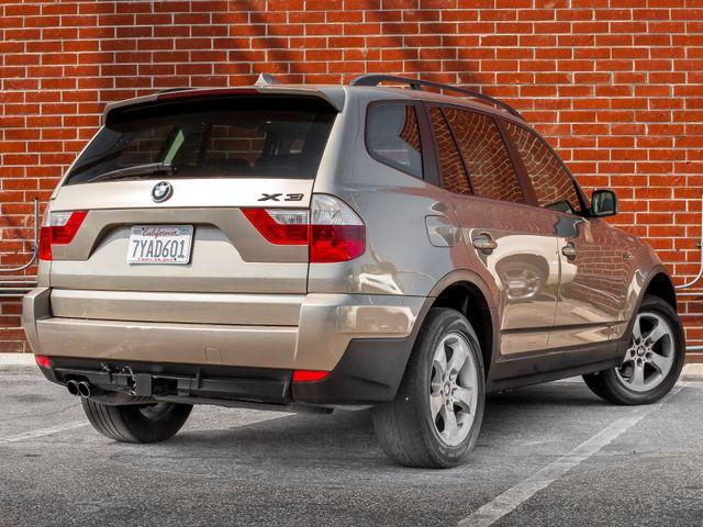 2007 BMW X3 3.0si Burbank, CA 6