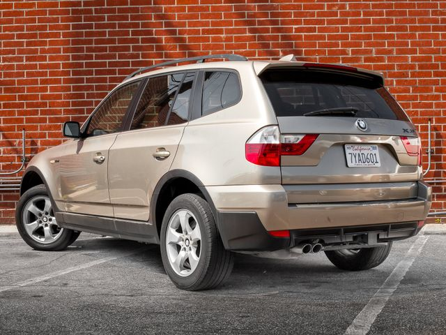 2007 BMW X3 3.0si Burbank, CA 7