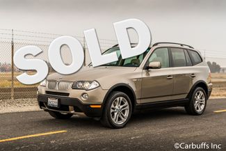 2007 BMW X3 3.0si  | Concord, CA | Carbuffs in Concord