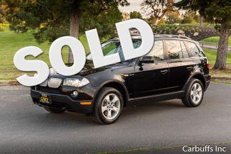 2007 BMW X3 3.0si  | Concord, CA | Carbuffs in Concord