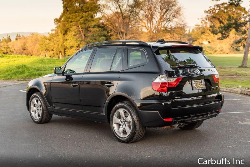 2007 BMW X3 3.0si  | Concord, CA | Carbuffs in Concord, CA