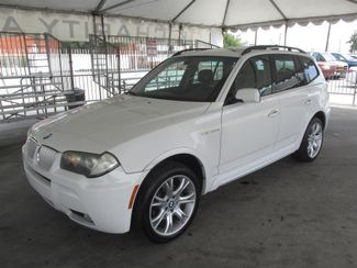2007 BMW X3 3.0si Gardena, California