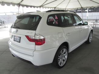 2007 BMW X3 3.0si Gardena, California 2