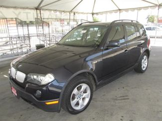 2007 BMW X3 3.0si Gardena, California