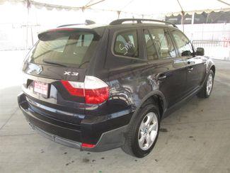 2007 BMW X3 3.0si Gardena, California 2