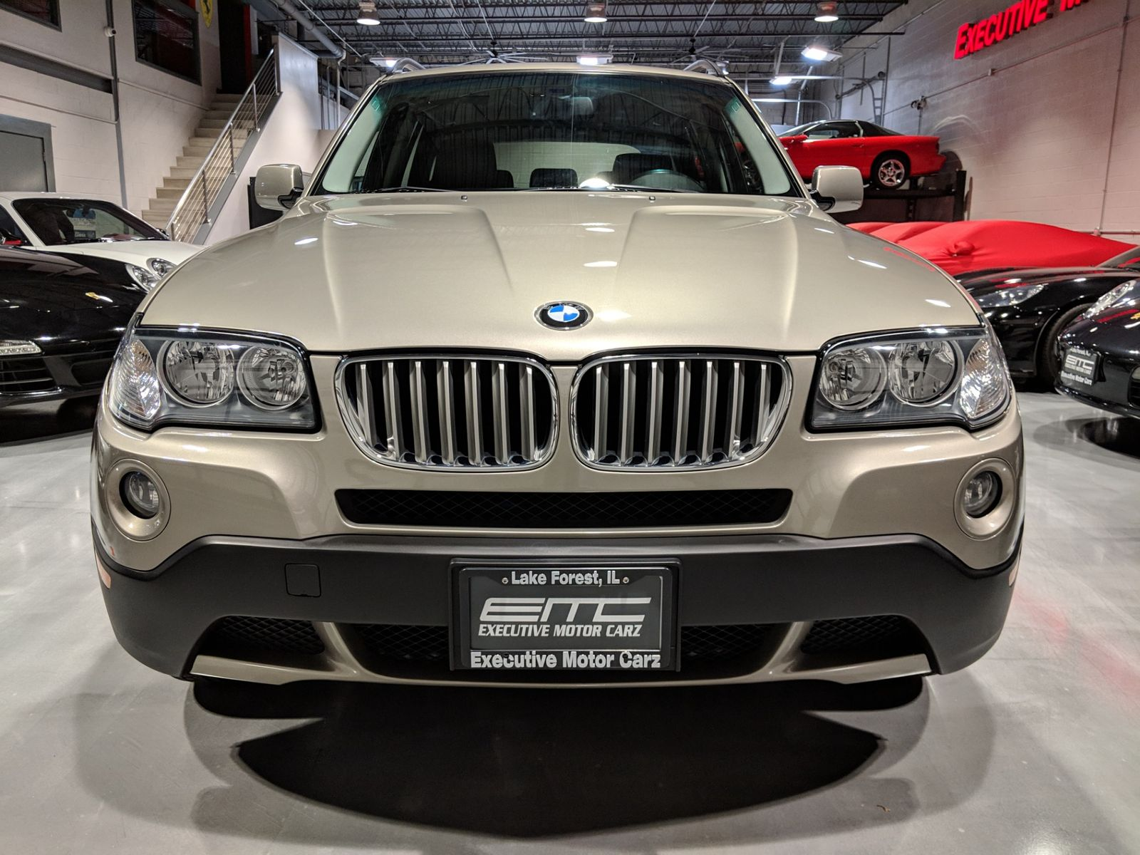 2007 bmw x3 30si lake forest il executive motor carz. Black Bedroom Furniture Sets. Home Design Ideas