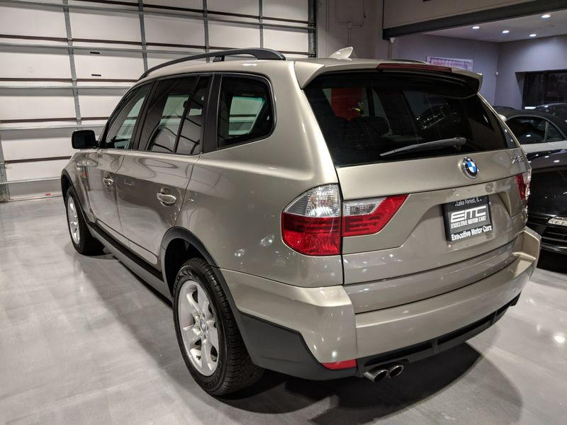 2007 BMW X3 30SI  Lake Forest IL  Executive Motor Carz  in Lake Forest, IL