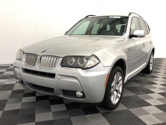 2007 BMW X3 3.0si 3.0si