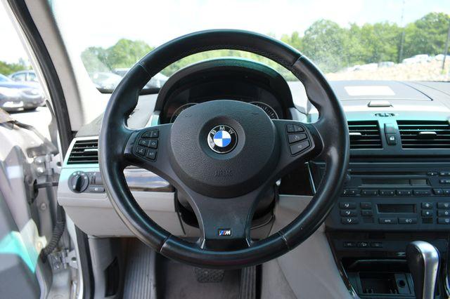 2007 BMW X3 3.0si Naugatuck, Connecticut 14