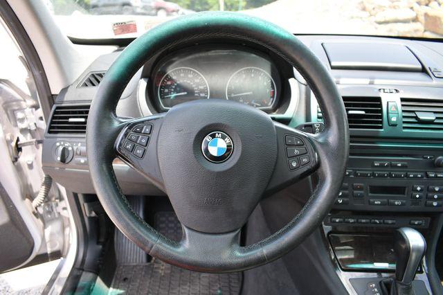 2007 BMW X3 3.0si Naugatuck, Connecticut 21
