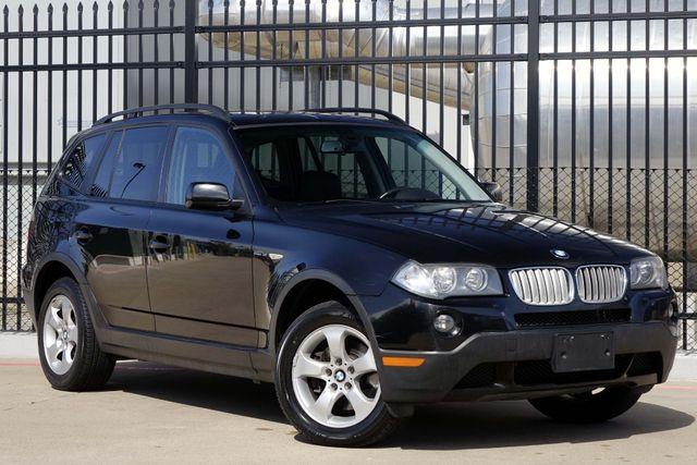2007 BMW X3 3.0si Prem Pkg* Sunroof* Leather* EZ Finance**   Plano, TX   Carrick's Autos in Plano TX