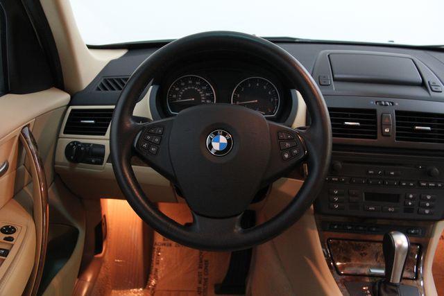 2007 BMW X3 3.0si AWD Richmond, Virginia 8